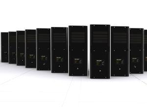 3d computer servers