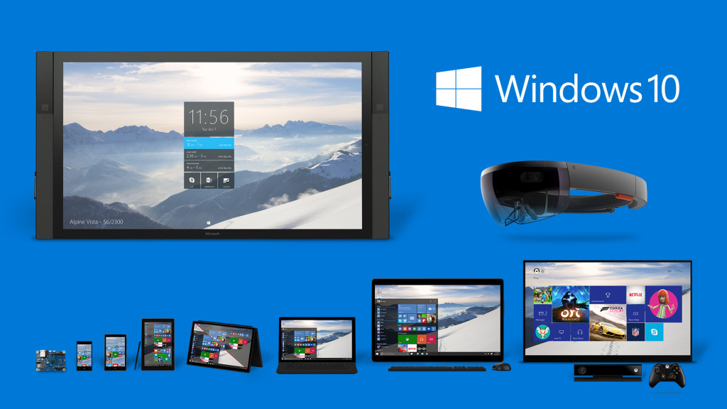 Windows 10 multi-device