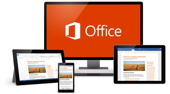 Offshore, revendeur de logiciels, microsoft office 2016
