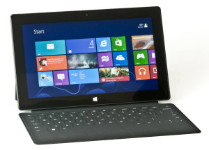 Offshore, rappel microsoft, surface pro 1