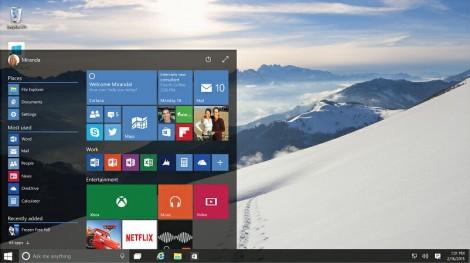 Windows 10 est disponible
