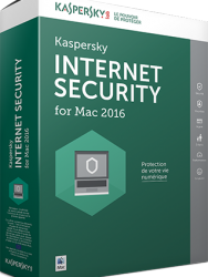 Kaspersky Internet Security pour Mac
